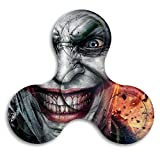 Joker Tri Hand Fidget Spinner Toy Stress Reducer Austism ADHD Puzzle Focus Toys High Speed Spin