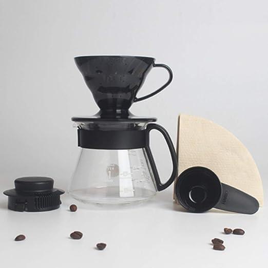 COKFEB Filtro de café 1 Unidades Taza de café de Resina Taza de ...