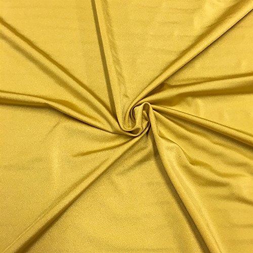 - Lycra Shiny Milliskin Nylon Spandex Fabric 4 Way Stretch 58