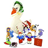 Pockets Of Learning Mother Goose Nursery Rhyme Toy By