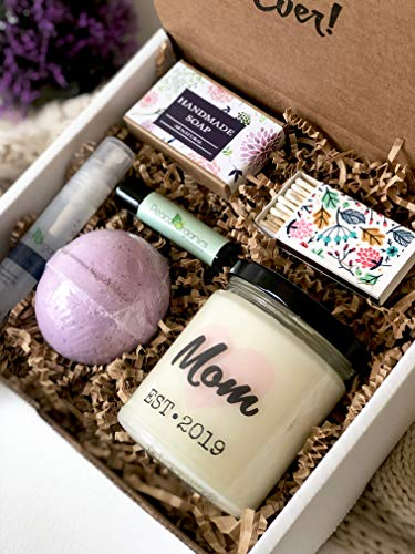 (New Mom Gift - First time Mom Spa Set - Push Present)