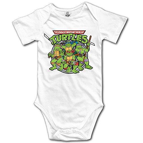 Novelty Teenage Mutant Ninja Turtles Raphael Baby Onesie Kids Outfits -