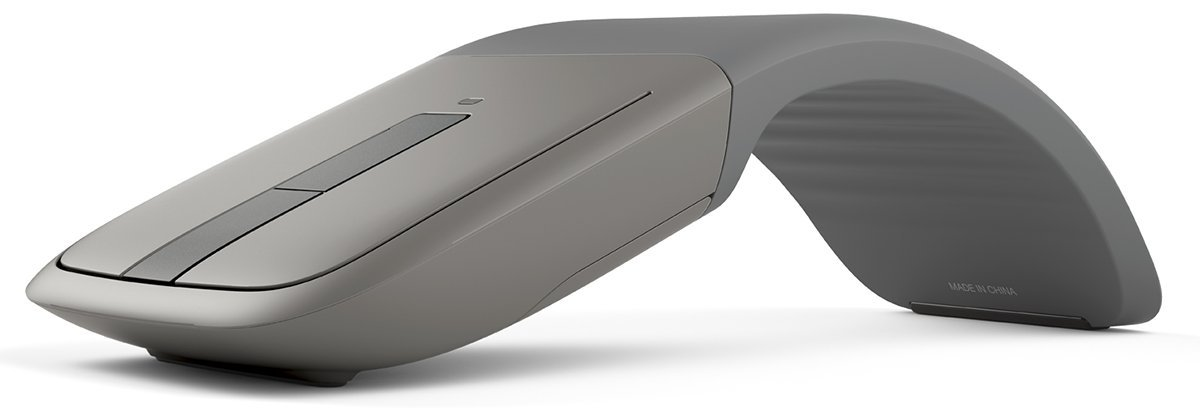Microsoft Arc Touch Bluetooth Mouse by Microsoft