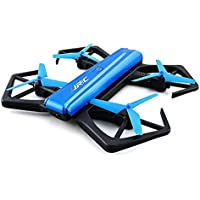 OneHomeStore Mini Foldable RC Selfie Drone BNF WiFi FPV 720P HD/Pincer-shaped Protection Frame/G-sensor Mode