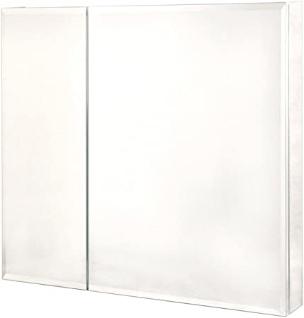 Pegasus Sp4586 30 Inch By 30 Inch Bi View Beveled Mirror Medicine Cabinet Clear Home Improvement
