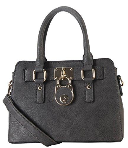 Rimen Leather Handbag SD 3630 SW 3608