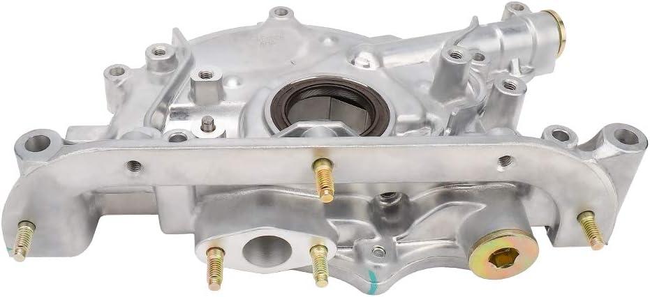 1997-2001 Honda CR-V 1999-2000 Honda Civic 1996-1997 Honda Civic del Sol DRIVESTAR Oil Pump 15100-P72-A01 fit for 1996-2001 Acura Integra