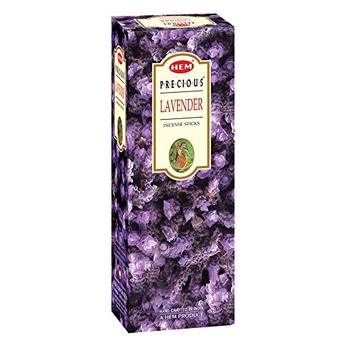 Hem  Lavender Incense Sticks, 120 Count