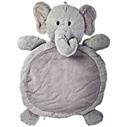 Mary Meyer Bestever Baby Mat, Grey Elephant
