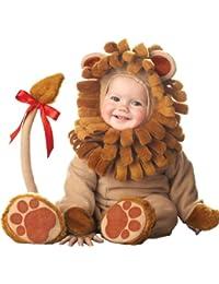 incharacter costumes babyu0027s lilu0027 lion costume