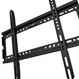 Qjoy Wall Mount TV Fixed Bracket Hanging For 26-63 Inch LED LCD ABS Stable Up to VESA 400x400mm