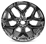 16 chevy chrome rims - New 22