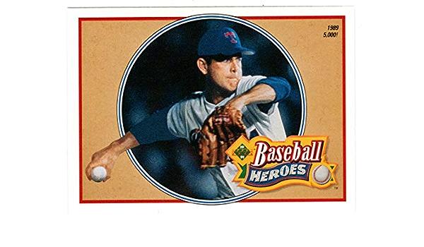 1991 Upper Deck Baseball Heroes # 18 NM//MT Nolan Ryan Baseball Card
