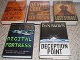 Dan Brown 5 Book Set