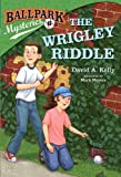 Ballpark Mysteries #6: The Wrigley Riddle (A Stepping Stone Book(TM))