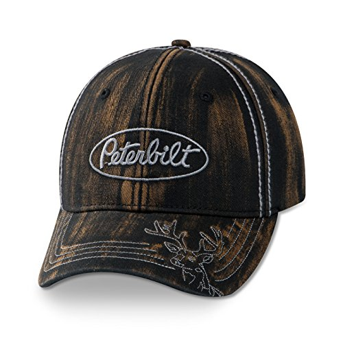 Peterbilt Buck Stitch Cap ()