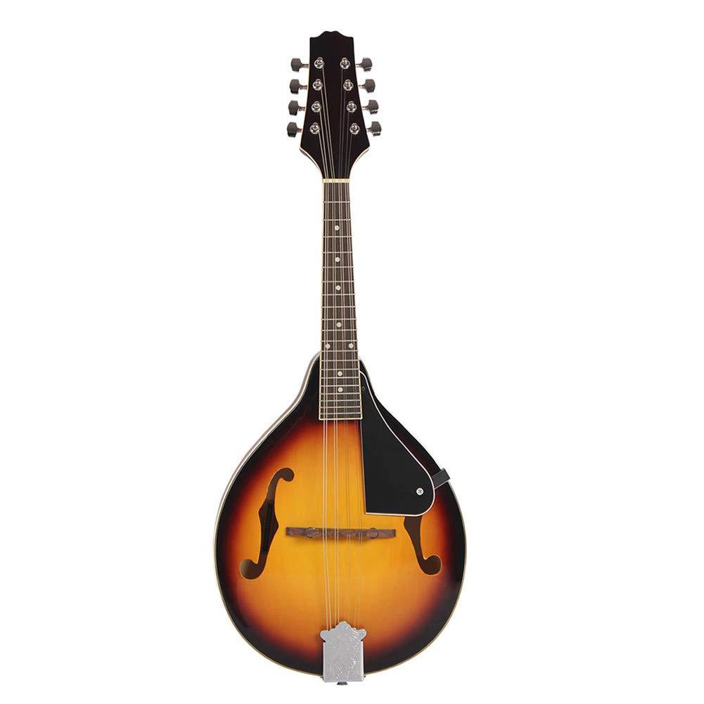 PinShang M-01 8-string National Mandolin Instrument Sunset Color 8 String Guitar