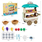 Pretend Play Toy Fruit Set for Kids Toy Mobile