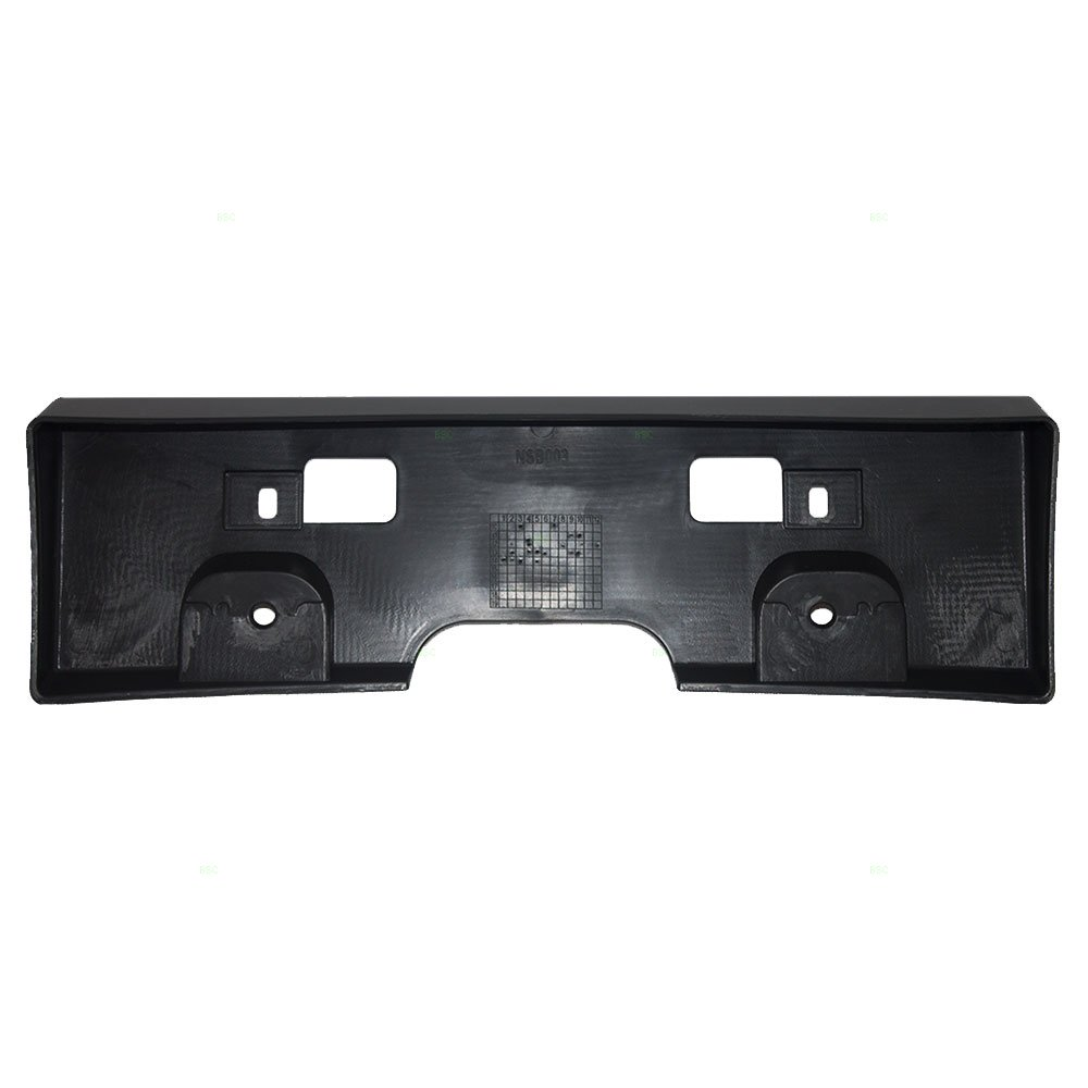 Front License Plate Holder Bracket Assembly Replacement for Nissan 96210-ET00A AUTOANDART