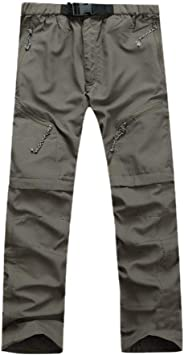Hommes Pantalon, Toamen Séchage rapide De plein air Mince