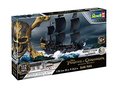 05499 - Pirates Of The Caribbean - The Black Pearl 1:150 Sca