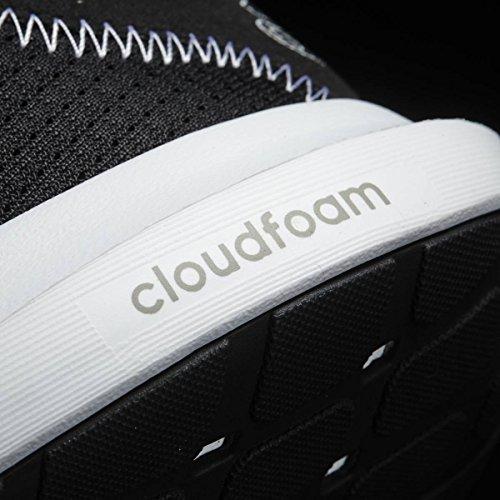 adidas element refresh m - Zapatillas de deporte para Hombre, Negro - (NEGBAS/FTWBLA/NEGBAS) 48