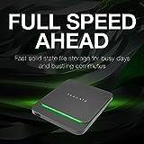 Seagate Barracuda Fast SSD 500GB External Solid