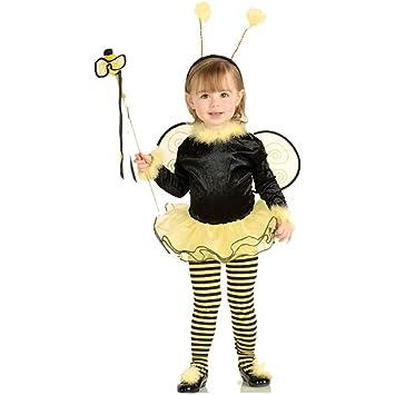 8328221cc Desconocido Disfraz de abeja para niña: Amazon.es: Juguetes y juegos