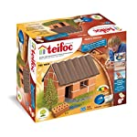 Coala S.R.L- Piccola Casa di Famiglia Teifoc Casetta 1024, Multicolore, familiare, 840018 51mbzA4cPfL. SS150