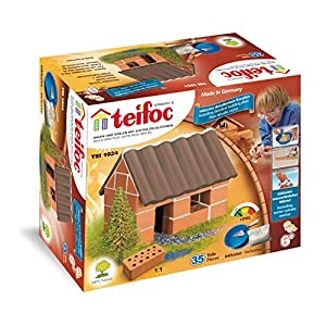 Coala S.R.L- Piccola Casa di Famiglia Teifoc Casetta 1024, Multicolore, familiare, 840018 51mbzA4cPfL. SS300