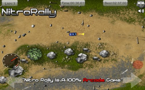 Nitro Rally [Download] by Mapi Games (Image #5)