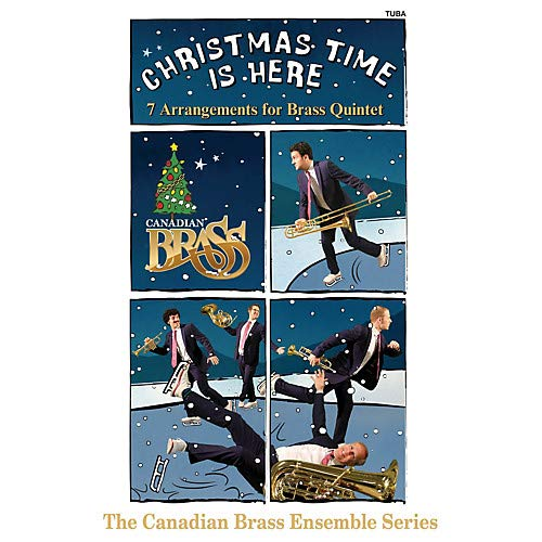(Christmas Time Is Here (Tuba Part) Brass Ensemble Series Composed by Various Arranged by Various Pack of 3)