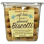 Trader Joe's Soft Bite Mini Almond Biscotti