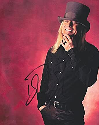 Robin Zander Autographed Signed 8x10 Photo COA 'Cheap