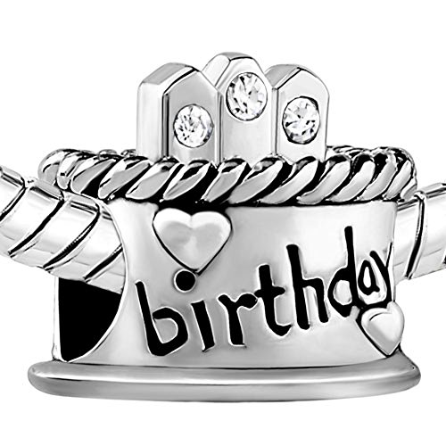 Enjoyable Free Shipping Happy Birthday Cake Charm Crystal Candles Jan Dec Birthday Cards Printable Opercafe Filternl