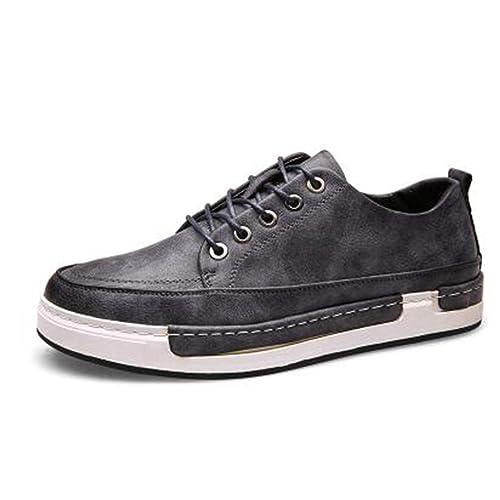 Mens Zapatos Casuales Moda Hombres CóModos Mocasines Zapatos: Amazon.es: Zapatos y complementos