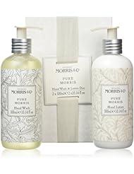 英亚:Morris & CO 纯手工洗手液和护手霜,现价:£12.47
