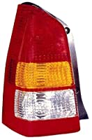 Mazda 01 02 03 04 Tribute Taillight Tail Light Lamp Lh