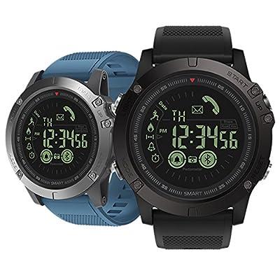 Smart Sports Watch, GOKOO Digital Outdoor Sports Smartwatch for Men