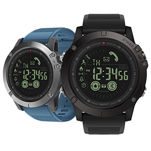 Smart Sports Watch, GOKOO Digital Outdoor Sports Smartwatch for Men