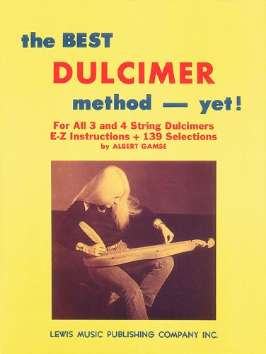 The Best Dulcimer Method Yet - Best Dulcimer