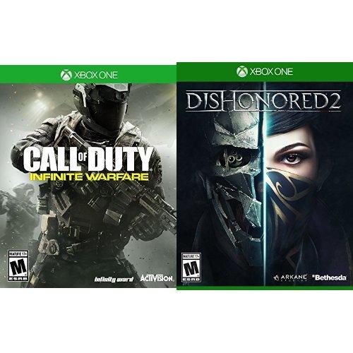 Call of Duty: Infinite Warfare + Dishonored 2 Limited Editio