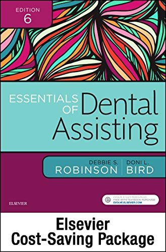 Essentials of Dental Assisting - Text and Workbook Package (Books Assistant Dental)