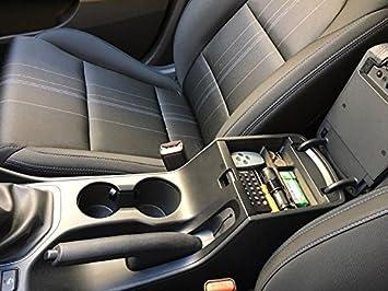 Consolle Centrale Auto.Shazzy Car Accessories Inserto Per Console Centrale Poggiabraccio Hyunday