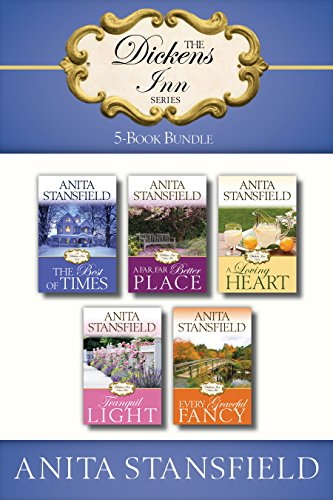 The Dickens Inn Series 5-Book Bundle Pdf
