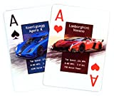 Custom Playing Cards featuring Cool Cars - Unique - Best Reviews Guide