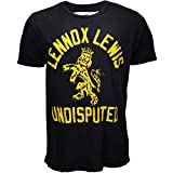 Roots of Fight Lennox Lewis Undisputed Lion Shirt - Grey - Large