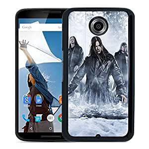 Beautiful Designed Cover Case With Eternal Tears Of Sorrow Forest River Cold Band For Google Nexus 6 Phone Case