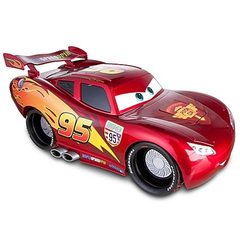 Lightning Mcqueen Build N Go Kit Cars