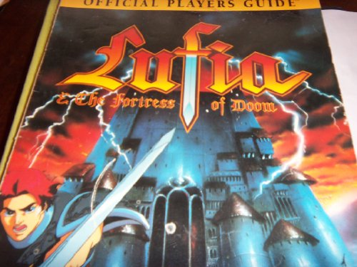 Lufia & the Fortress of Doom: Official Players Guide